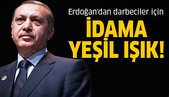 Erdoğan'dan ABD'ye FETO mesajı!