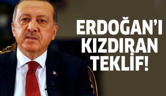 Erdoğan duyunca şok oldu!