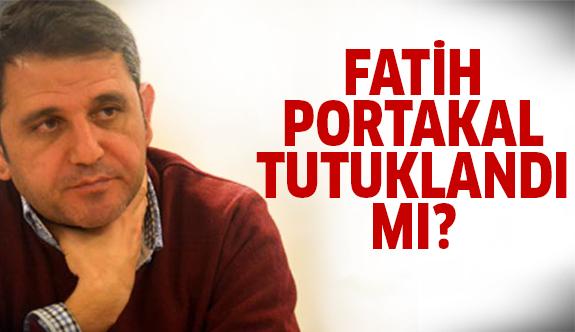 Fatih Portakal'dan şok açıklama!