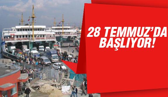 İstanbullulara uyarı!