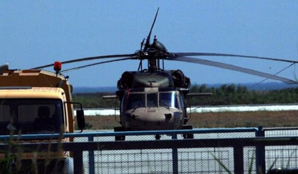 Kayıp helikopter ortaya çıktı!