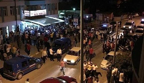 Konya'da Suriyeli ve Türk gençlerin kavgası büyüdü