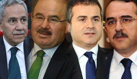 4 eski bakan'ın FETÖ yöneticiliği şikayeti kabul edildi