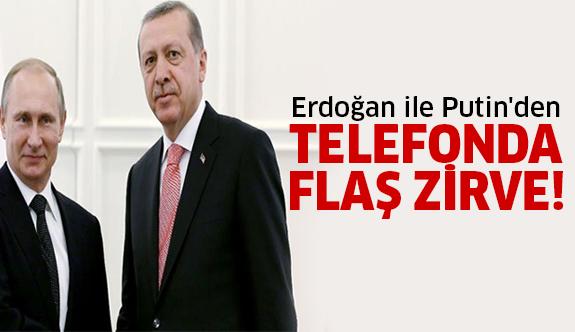Erdoğan ile Putin'den flaş karar!