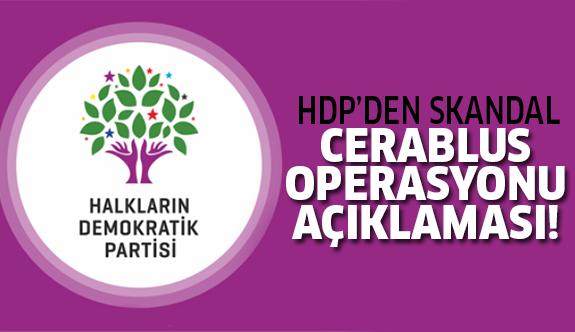 HDP müdahaleyi işgal hamlesi olarak niteledi!