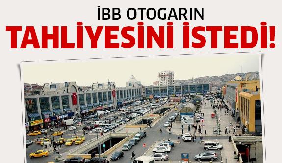 İstanbul otogarı için flaş karar!