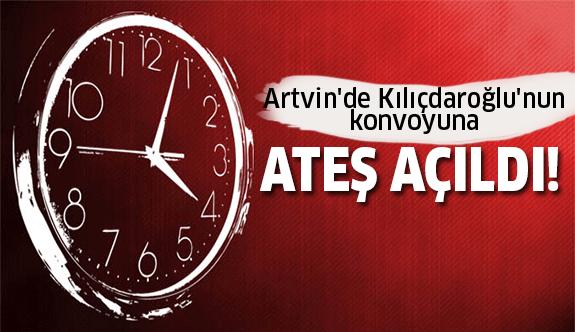 Kemal Kılıçdaroğlu'na saldırı!