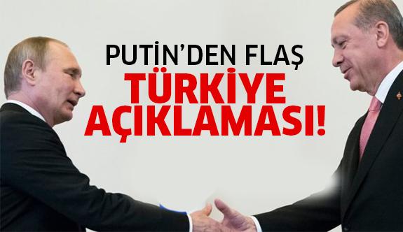 Kremlin'den Türkiye açıklaması!