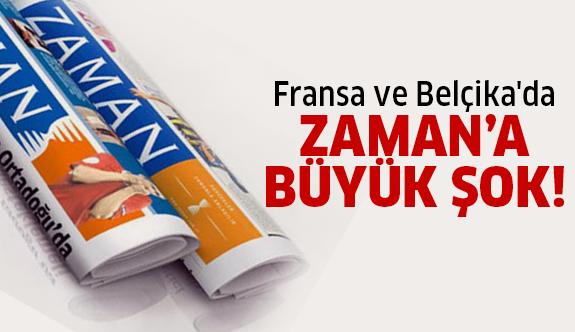 Zaman Gazetesi yayınlarına son verildi!