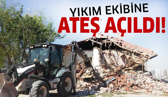 Ankara'da korkutan dakikalar!