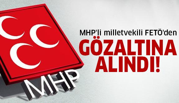 MHP'de şok!