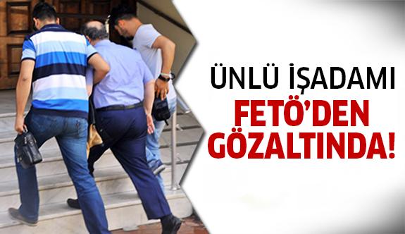 Mustafa Seyidoğlu da gözaltında!