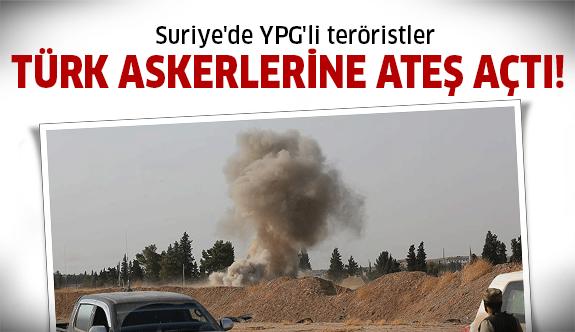 Suriye'de askerlerimize saldırı!