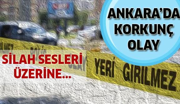 Ankara Kalkınma Bankası'nda Korkunç Olay !