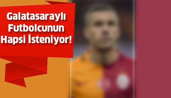 Galatasaray'lı Futbolcunun Haspi İstendi!