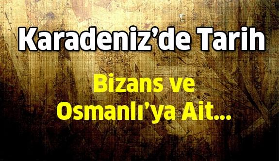 Karadeniz'de Bizans ve Osmanlı'ya Ait İyi Korunmuş Gemi Batıkları Bulundu
