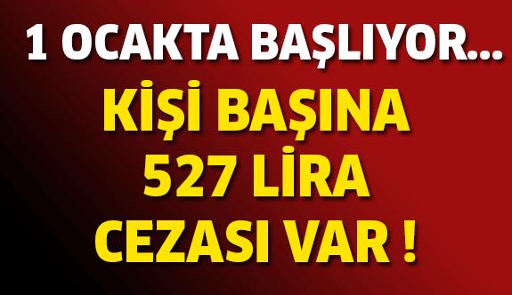 48 Meslekte Zorunlu Para Cezası...
