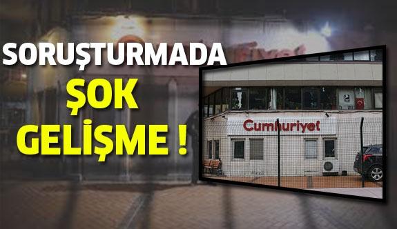 Cumhuriyet Gazetesinin Soruşturmasında Karar Verildi...