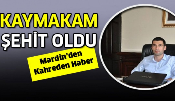 Mardin'den Acı haber geldi...