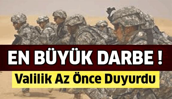 PKK'ya Ulaşamayız Dediği Yerde En Büyük Darbe !