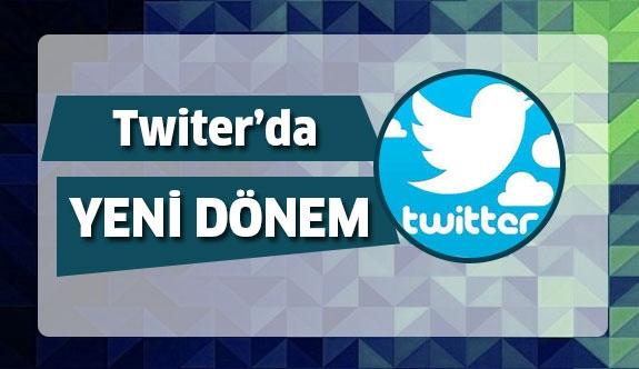 Twitter Yeni Bir İlke Hazırlanıyor...
