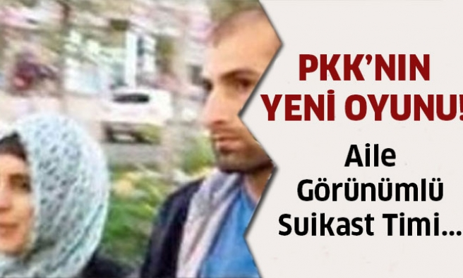 PKK'nın Yeni Oyunu Gün Yüzüne Çıktı...