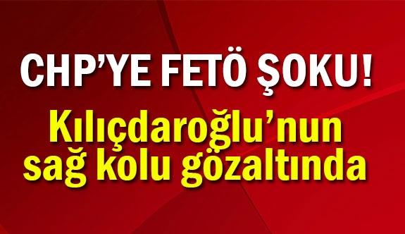 Son Dakika: CHP'ye FETÖ şoku!