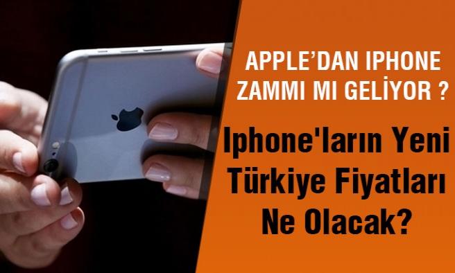 Apple'dan Iphone'a Zam Mı Geliyor ?