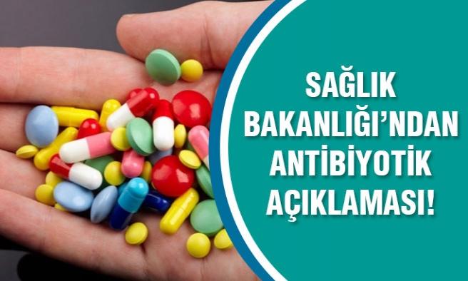 Bakan Akdağ: Artık Hızlı Test Sonucuna Göre Antibiyotik Verecek !
