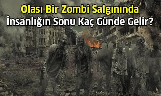 Bilim insanları zombi salgınını açıkladı