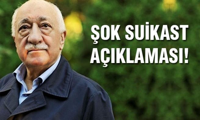 Fetullah Gülen'den suikast tehdidi