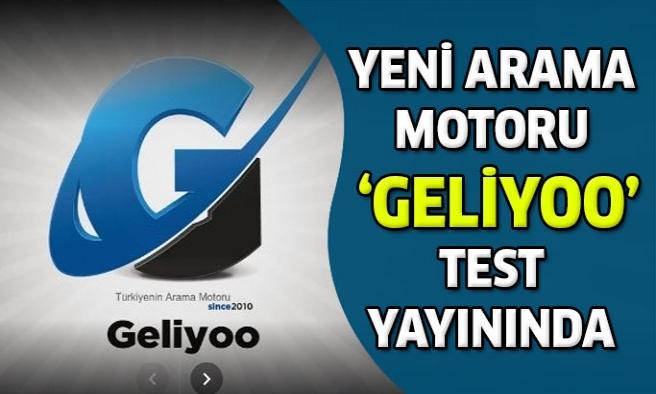 'Geliyoo' Yerli Arama Motoru Test Yayınına Başladı