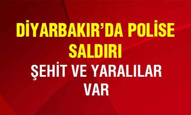 Polislere hain saldırı: Şehit ve yaralılar var