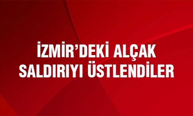 İzmir'deki hain saldırıyı onlar üstlendi!