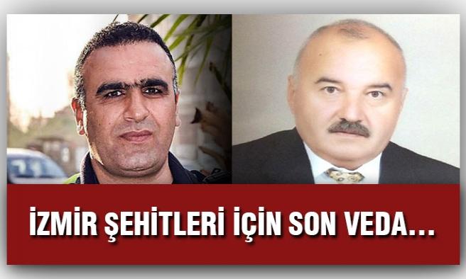İzmir Şehitleri İçin Son Veda...