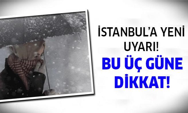 Kadir Topbaş'tan İstanbullulara Büyük Uyarı!