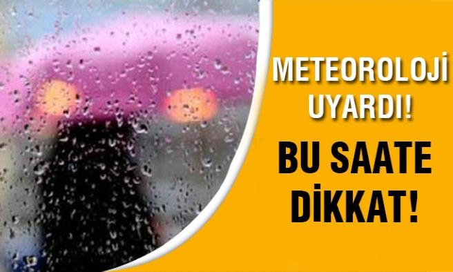 Meteoroloji'den 5 günlük hava tahmini!