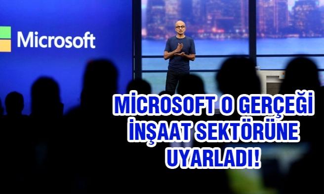 Microsoft O Gerçeği İnşaat Sektörüne Uyarladı !