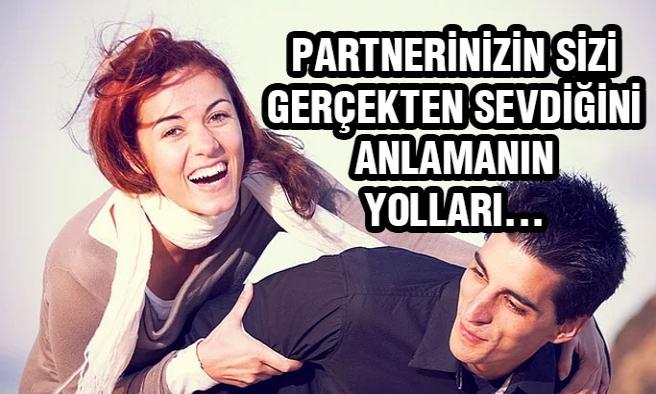 Partneriniz Sizi Gerçekten Seviyor Mu Nasıl Anlarsınız ?