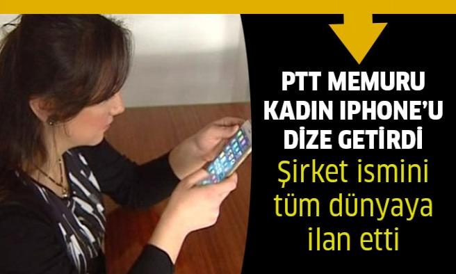 PTT Çalışanı Iphone'un Güvenlik Açığını Fark Etti...