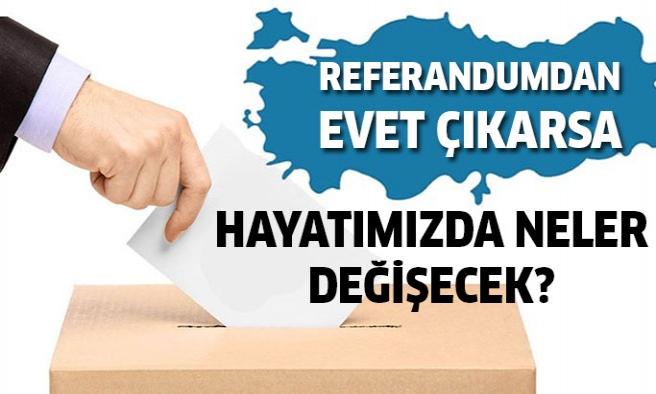 Referandumun En Kapsamlı Anketi ! Halk Değerlendirdi...