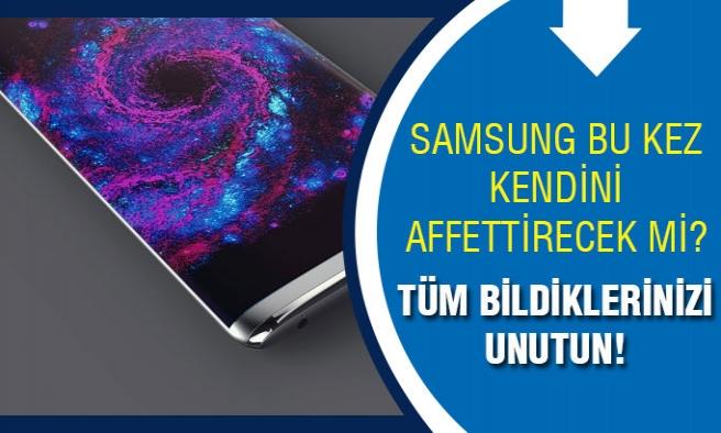 Samsung Galaxy S8'in Sahip Olacağı Özellikler Açıklandı!
