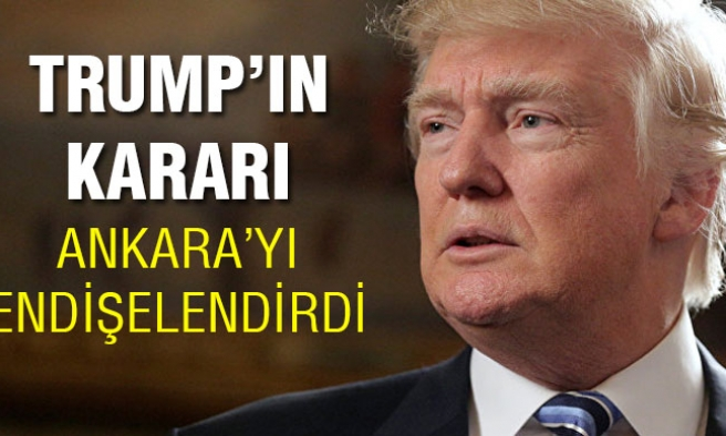 Trump'tan endişelendiren karar: Kürt kuşağı şüphesi