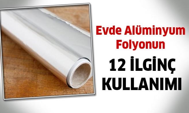 Alüminyum Folyonun İlginç Kullanım Alanları