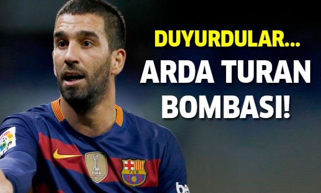 Barcelona,Arda Turan Yerine Yeni Oyuncu Bakıyor!