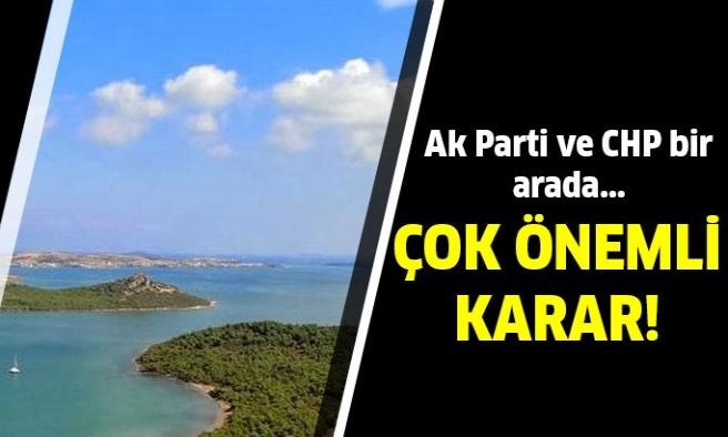 CHP Ve Ak Parti Bir Arada...