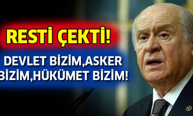 Devlet Bahçeli:Türk Milleri Darbelerden..