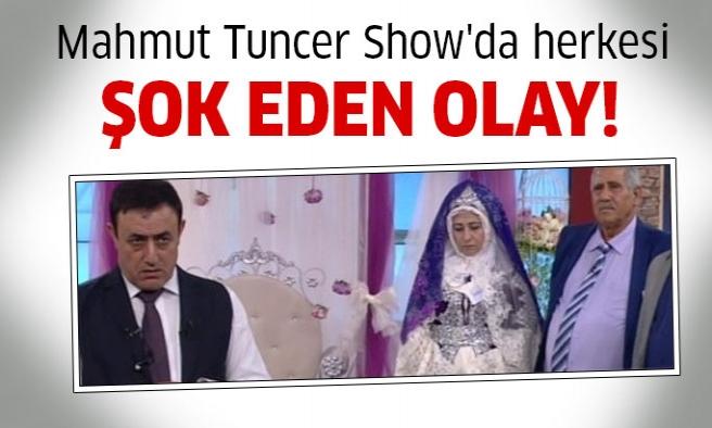 Mahmut Tuncer Show'da Şok Eden Olay!