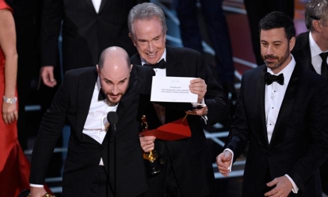 Oscar Ödülleri'ndeki Yanlış Anonsun Sebebi Belli Oldu!
