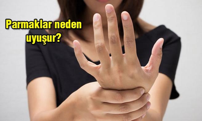 Parmaklar neden uyuşur?